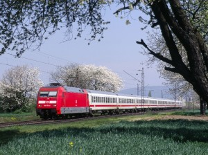 InterCity in Baden-Württemberg