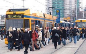 Leipziger Straßenbahn