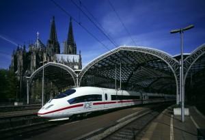 ICE 3 in Köln