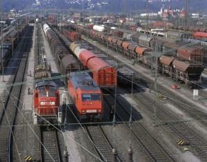Rangierbahnhof Hagen-Vorhalle