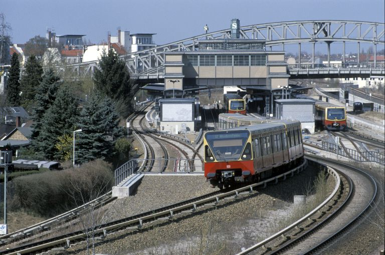 S-Bahn Berlin bekjente