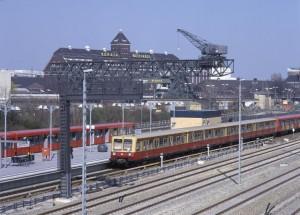 485er Triebzug der S-Bahn Berlin