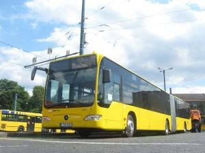 Bus der EVAG