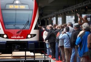 Neuer Dosto RV für die S-Bahn Zürich