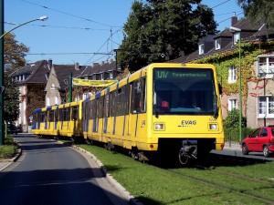 Stadtbahn Essen