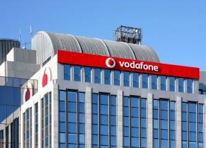 Vodafone-Haus in Düsseldorf am Seestern