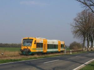 Regio-Shuttle der ODEG