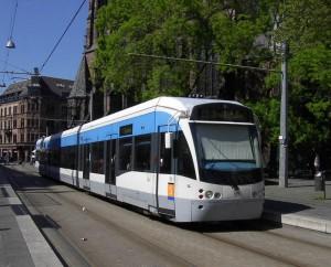 Straßenbahn in Saarbrücken