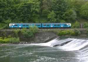 Arriva-Zug in Wales