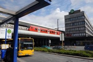Bus und Bahn in Essen