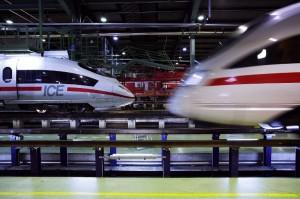 Bahnwerkstatt Frankfurt-Griesheim