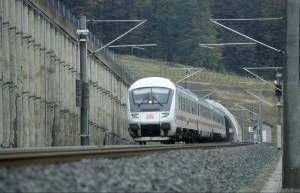 Ob die Koalition länger als der InterCity auf der Mitte-Deutschland-Strecke hält ist fraglich