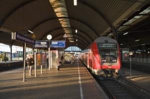Regionalexpress in Mönchengladbach