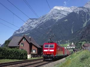 Grenzüberschreitende Güterzüge sind längst die Regel