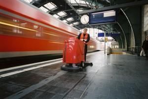 Eisenbahner üben oft besonders anspruchsvolle Tätigkeiten aus