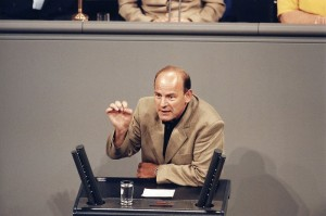 Winfried Hermann im Deutschen Bundestag