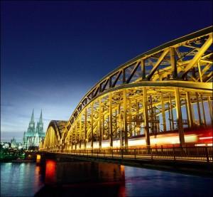 Kommen zwei weitere Gleise für die Hohenzollernbrücke?
