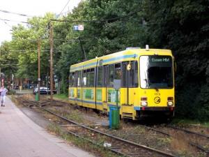 M-Wagen der EVAG