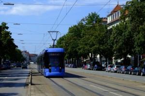 Die Münchener Variobahn geht bis auf weiteres aus dem Verkehr