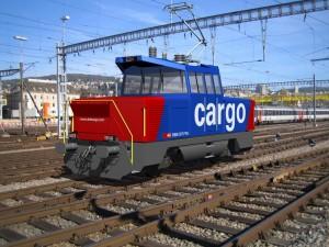 Eem 923 der SBB Cargo