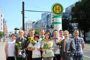 Die Madgeburger Verkehrsbetriebe übernehmen sechs Ausgelernte
