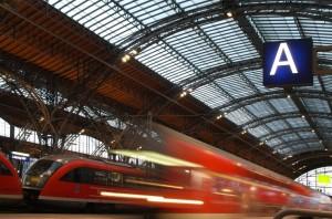 Bahn und Messe sollen besser miteinander verknüpft werden