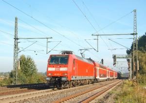 Regionalexpress Minden - Düsseldorf
