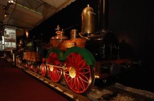 Adler, Rocket & Co zeigt neun Lokomotiven aus der Pionierzeit