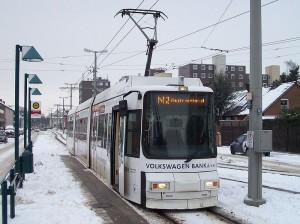 Straßenbahn Braunschweig