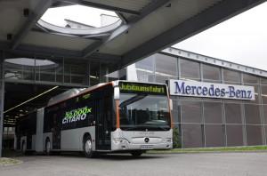 Mercedes-Benz verkaufte 30.000 Citaro in zwölf Jahren
