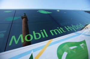 Darmstadt kriegt drei Hybridbusse