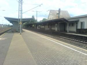 Der Bahnhof Andernach soll verbessert werden