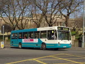 Arriva-Bus in Liverpool