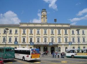 Laibach Hauptbahnhof