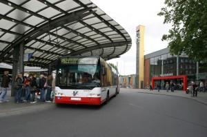 Die allermeisten Busse sind sicher