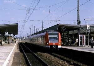 Die S-Bahn München wird nicht bestreikt