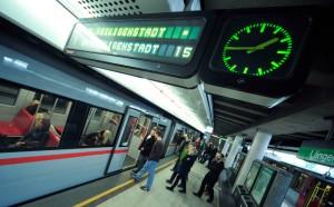 Starkschuss zum neuen Nachtbetrieb der Wiener U-Bahnen