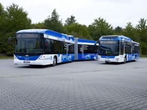 Hagener Hybridbusse