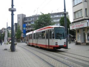 Linie 310 in Witten
