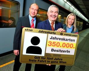 Linien-Geschäftsführer Günter Steinbauer
