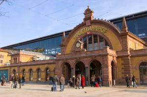 Erfurt war Bahnhof des Jahres 2009