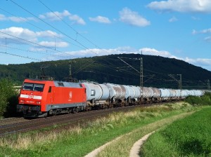 DB-Güterzug