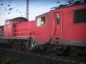 Bahnunfall in Düsseldorf-Derendorf