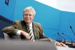 Bayerns Verkehrsminister Martin Zeil (FDP)