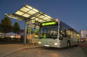 Die Friedrichshafener Abendbusse werden gut angenommen