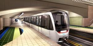 Neue U-Bahnzüge für Montréal