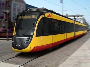Neue Triebzüge fürs Karlsruher Modell