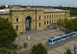 Weiterfahrt mit Maregotarif: Magdeburg Hbf