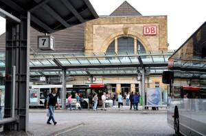Der Mönchengladbacher Hauptbahnhof wird modernisiert