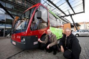 Elektrobus für Osnabrück